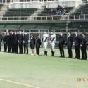 開会式、仙台市民球場